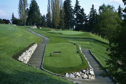 Sand Point Country Club Seattle Washington