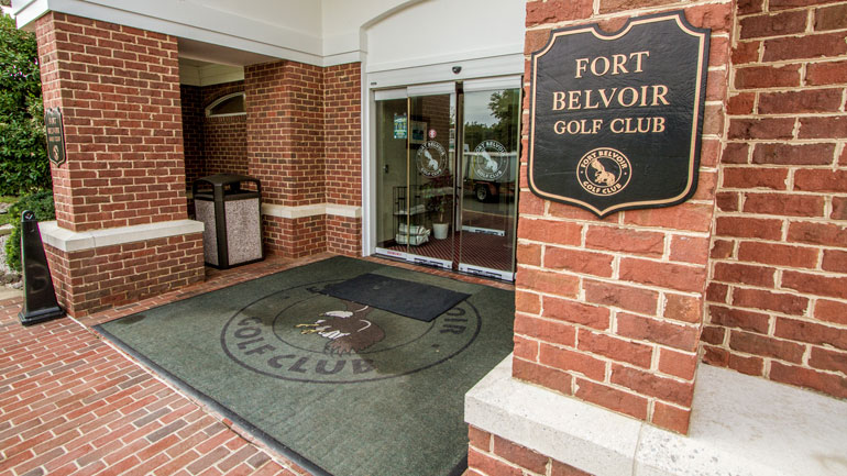 Fort Belvoir Clubhouse