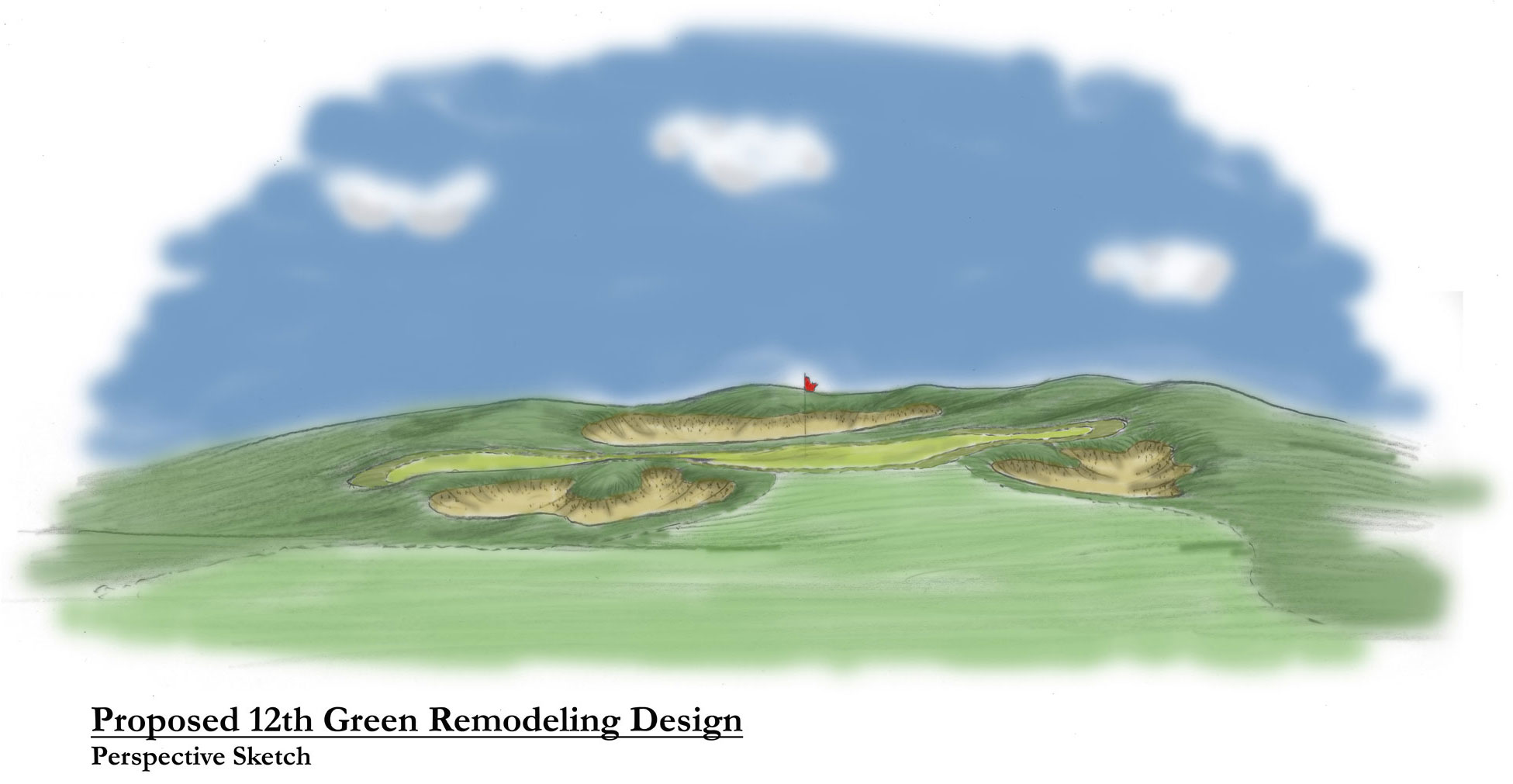 Existing Golf Course Consultation and Design