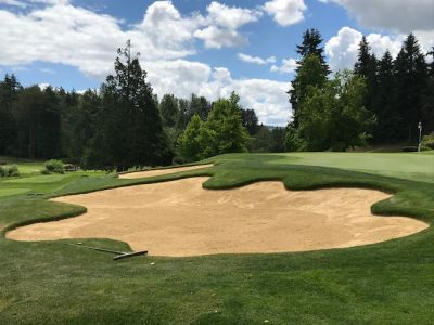 Glendale Country Club, Bellevue, Washington