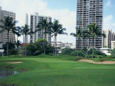 Honolulu Country Club, Honolulu, Hawaii