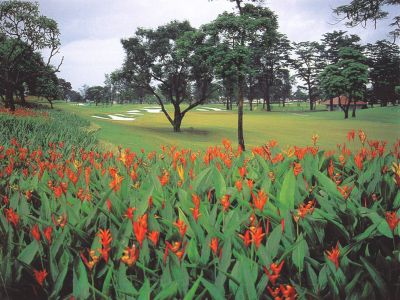 Mimosa Golf and Country Club, Clarkfield, Philippines
