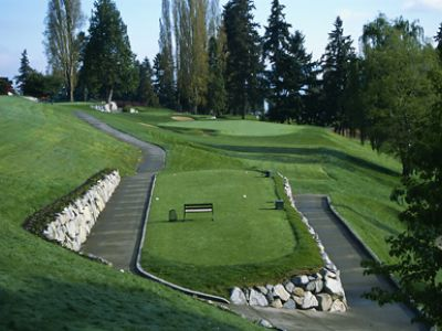 Sand Point Country Club, Seattle, Washington