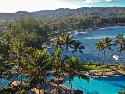 Turtle Bay Resort, Kahuku, Oahu, Hawaii
