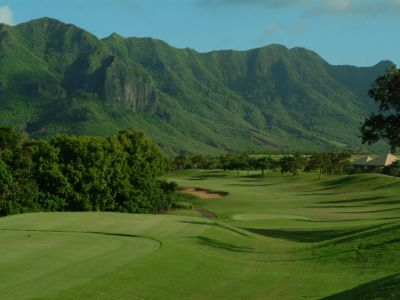 Puakea Golf Course, Lihui, Kauai, Hawaii